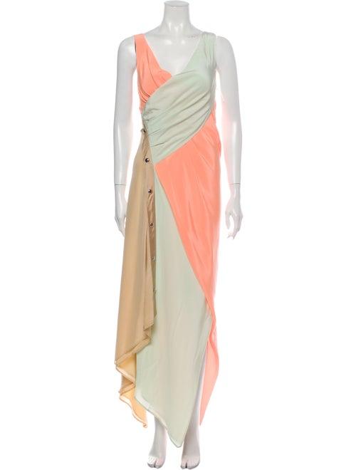 Sies Marjan Silk Long Dress