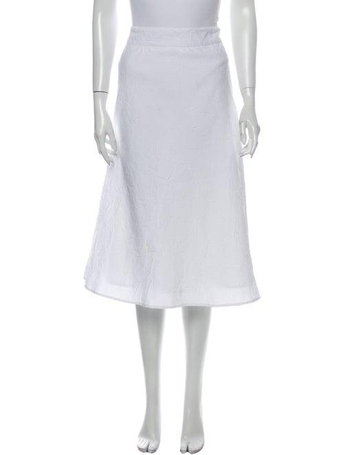 Sies Marjan Knee-Length Skirt White