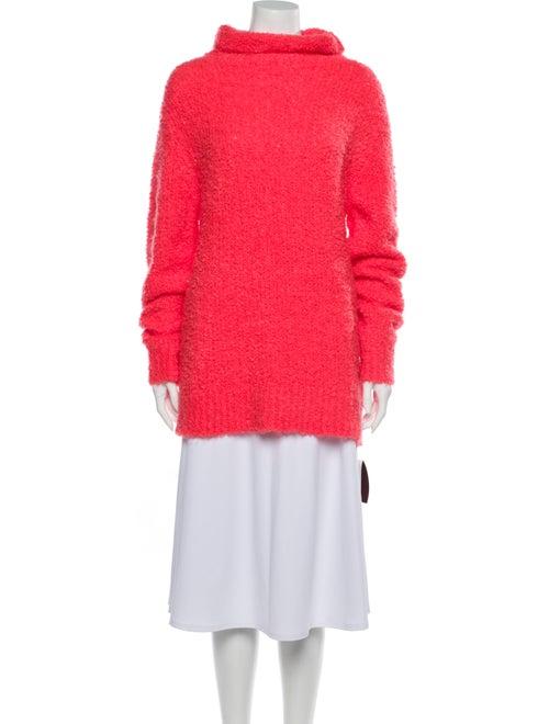 Sies Marjan Mock Neck Sweater w/ Tags Orange