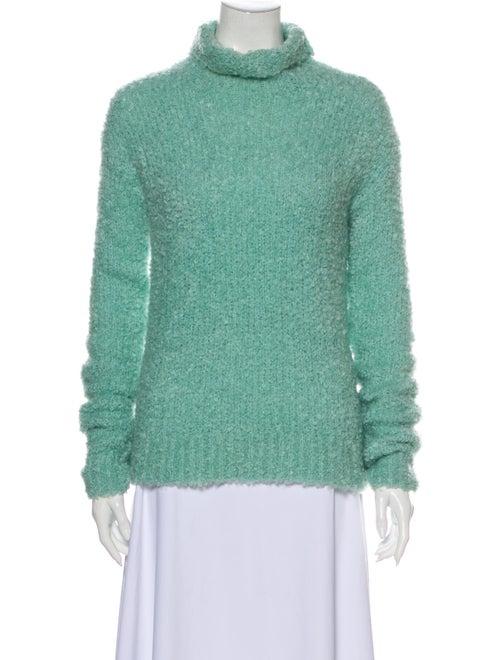 Sies Marjan Turtleneck Sweater Green