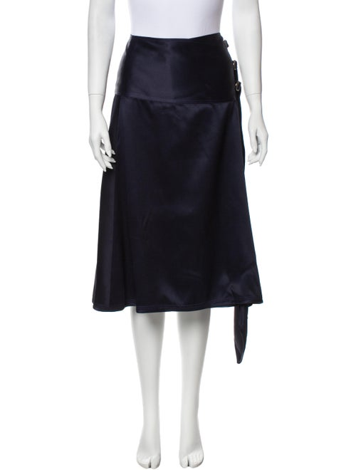Sies Marjan Knee-Length Skirt w/ Tags Blue