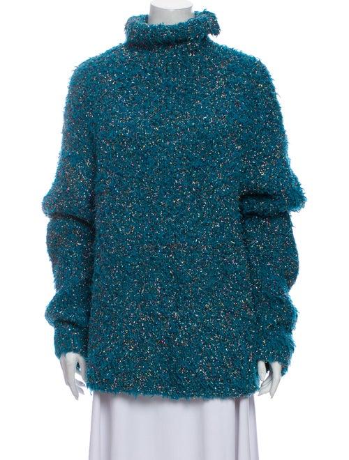 Sies Marjan Turtleneck Sweater Blue
