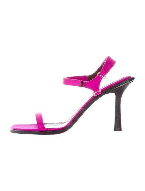 Sies Marjan Slingback Sandals Pink