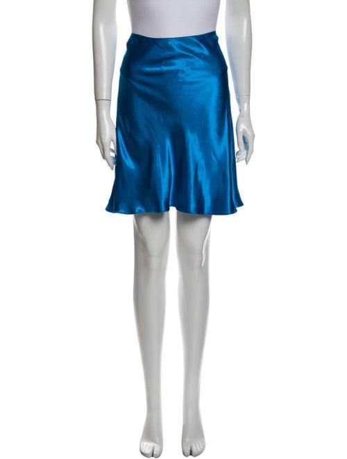 Sies Marjan Knee-Length Skirt Blue