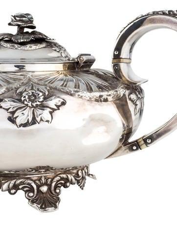 Robert Hennell II Partial Tea Set
