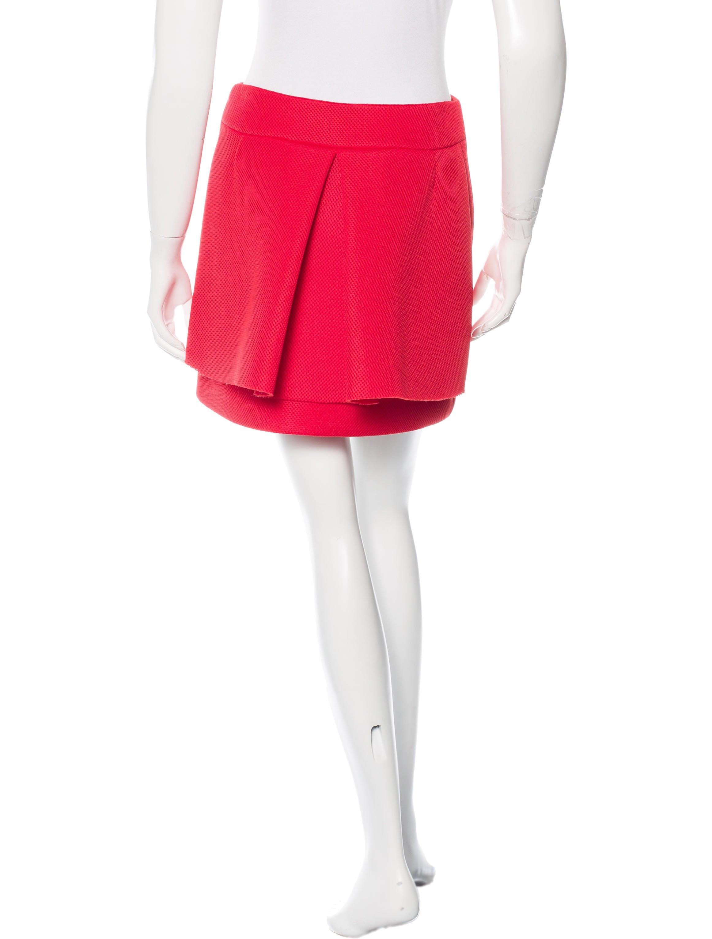 Mesh Mini Skirt 108