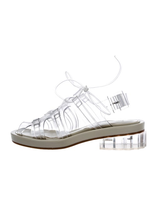 Simone Rocha Sandals Clear