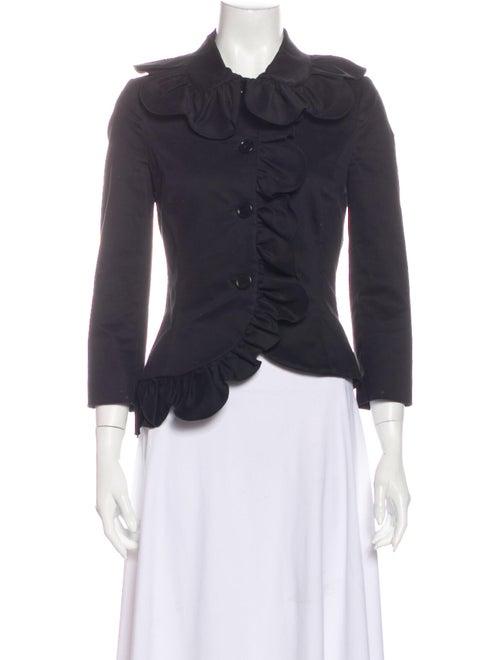 Simone Rocha Evening Jacket Black