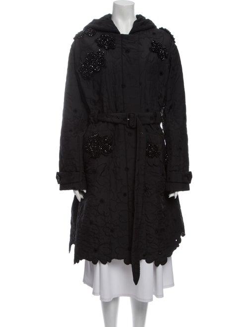 Simone Rocha Coat Black