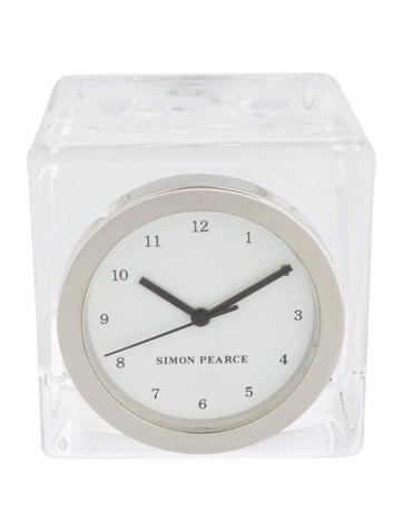 Simon Pearce Woodbury Clock None
