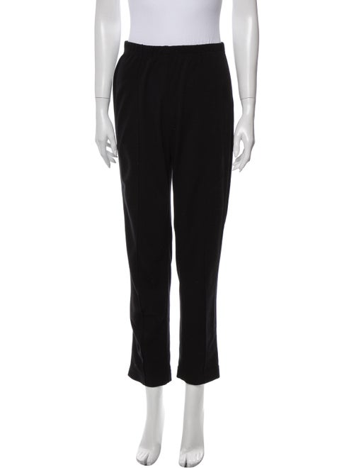 St. John Caviar Sweatpants Black