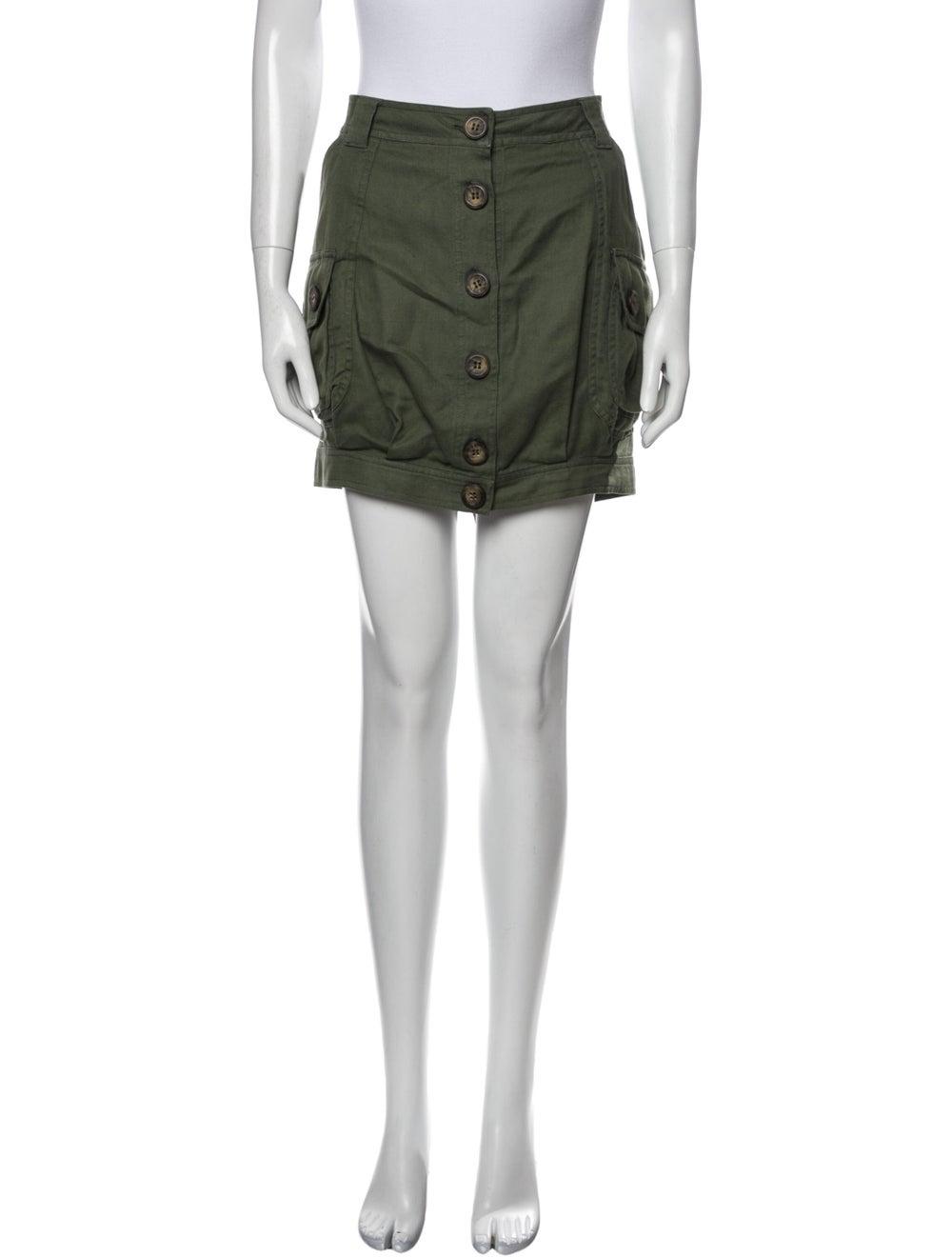 Skirt Mini Skirt - image 1