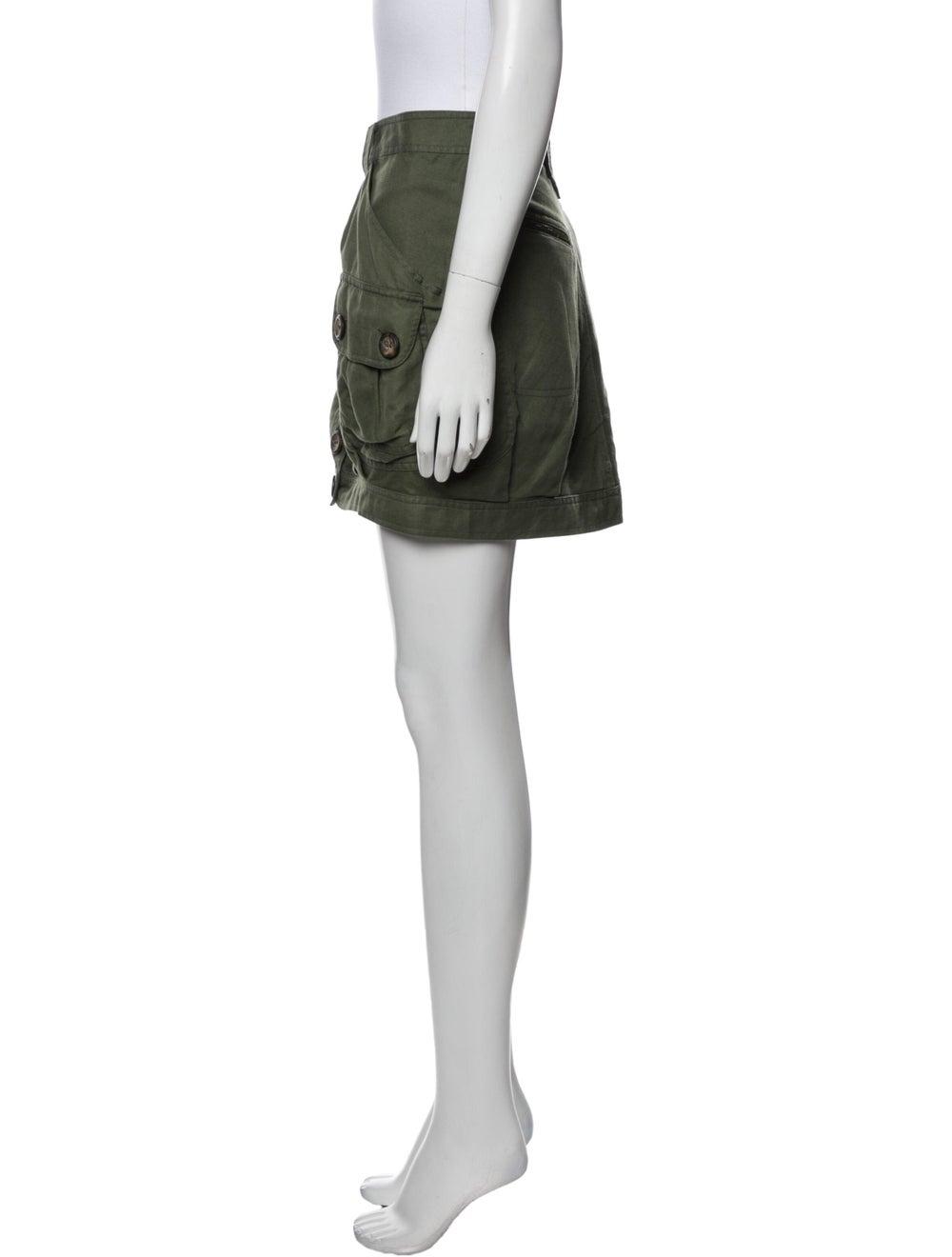 Skirt Mini Skirt - image 2