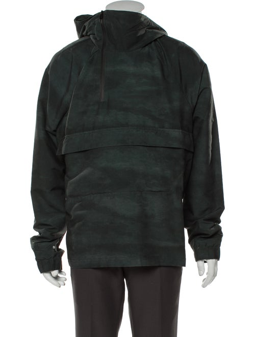Siki Im Tie-Dye Print Jacket Green
