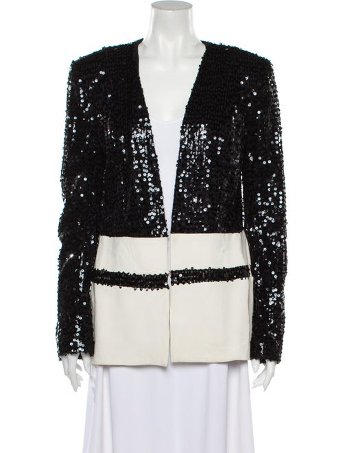 Sally LaPointe Evening Jacket Black
