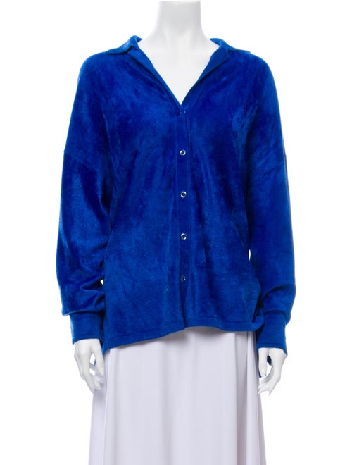 Sally LaPointe Jacket Blue