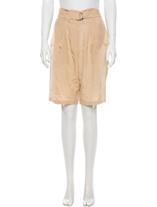 Sally LaPointe Knee-Length Shorts