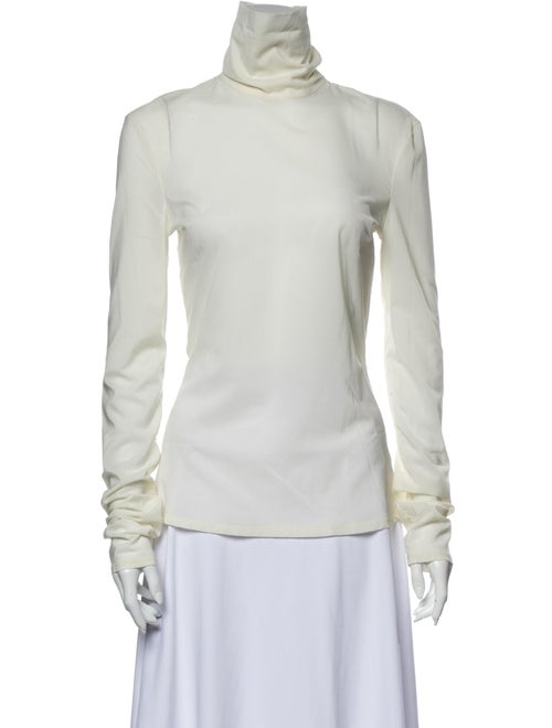 Lapointe Turtleneck Long Sleeve Sweatshirt