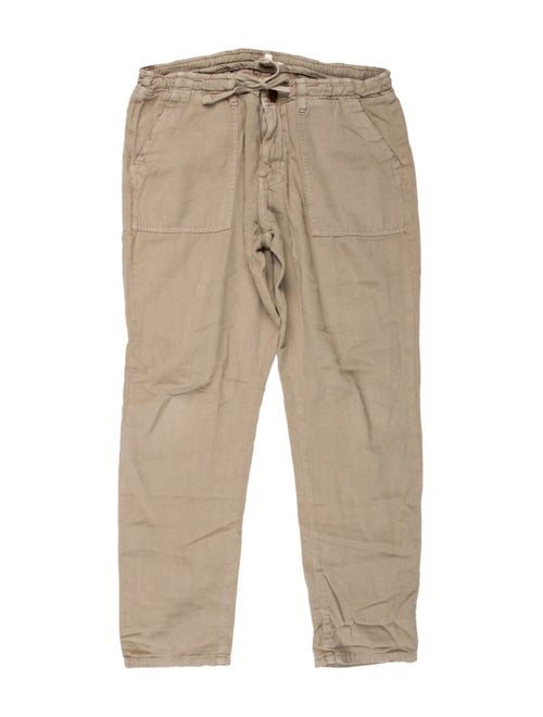Sundry Straight Leg Pants Green