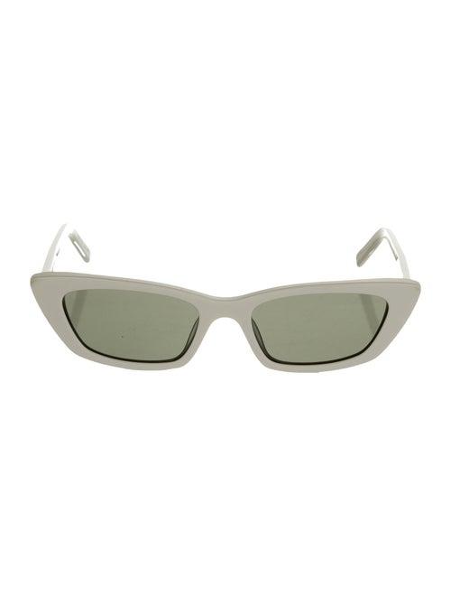 Saint Laurent Acetate Cat-Eye Sunglasses