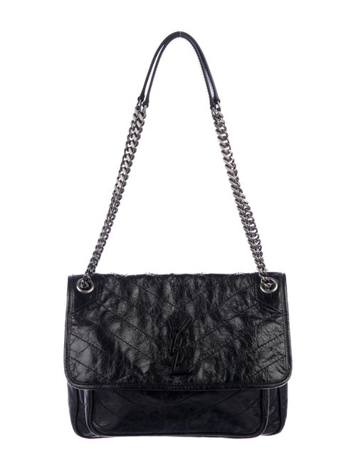 Saint Laurent Niki Medium Bag Black