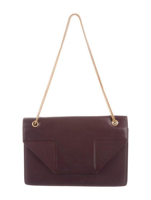 Saint Laurent Classic Medium Betty Bag Red