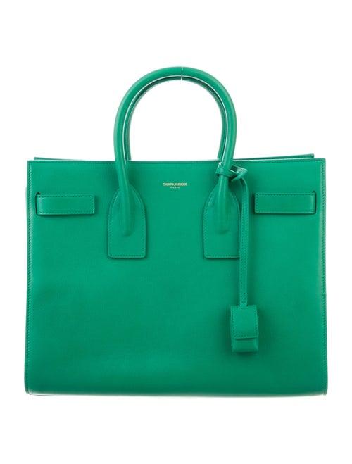 Saint Laurent Classic Small Sac de Jour Bag Green