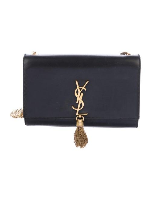 Saint Laurent Kate Tassel Small Bag Black - image 1