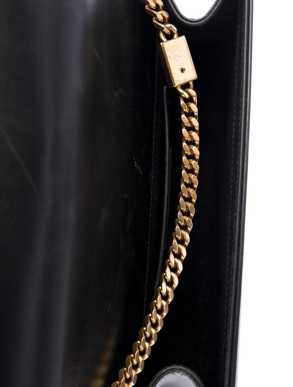 Saint Laurent Kate Tassel Small Bag Black - image 5
