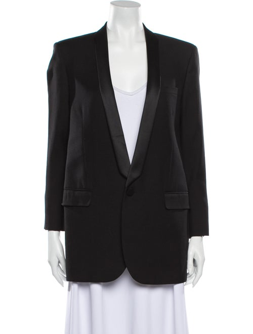 Saint Laurent Blazer Black