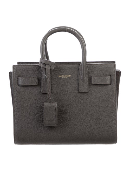 Saint Laurent Nano Sac de Jour Grey