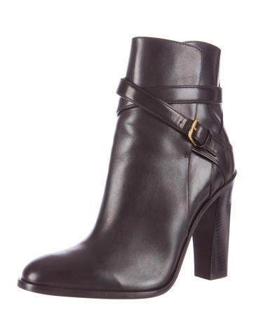 Hunt Ankle Boots