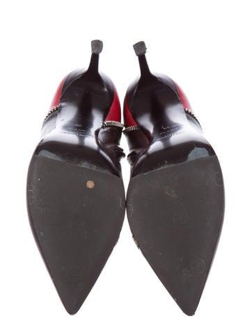 Zipper Booties
