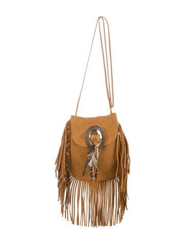 Anita Fringe Crossbody Bag
