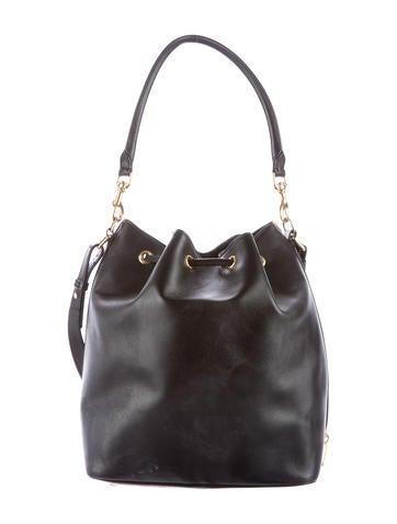 Large Emmanuelle Bucket Bag
