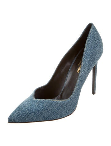 Dirty Denim Paris Pumps w/ Tags