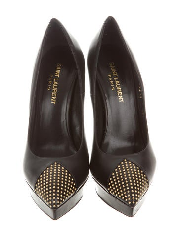 Janis Studded Pumps