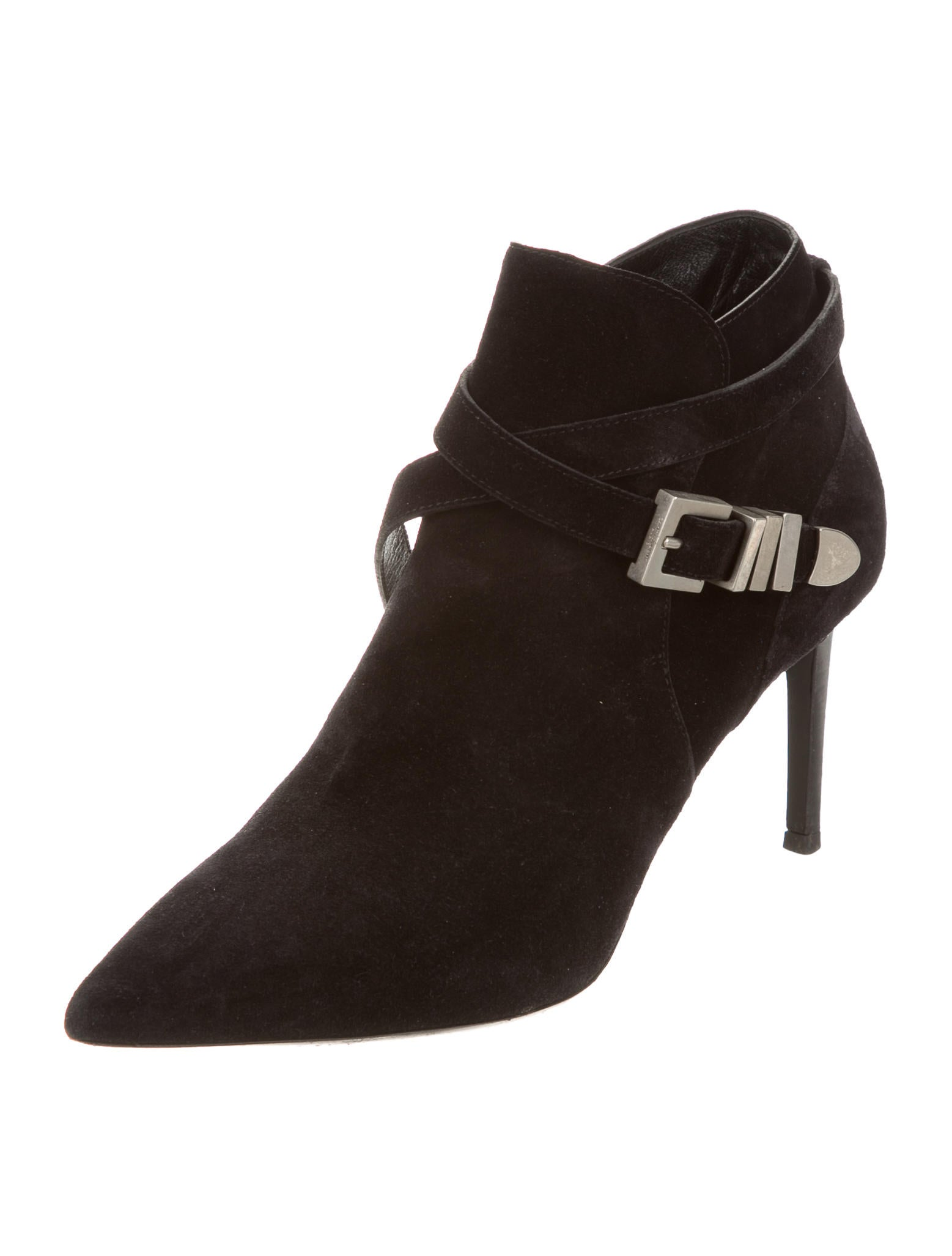 laurent suede ankle boots shoes snt28082 the