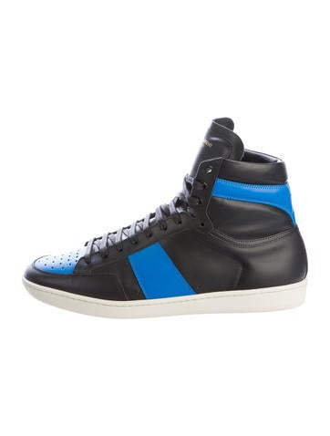 Court Classic High-Top Sneakers w/ Tags