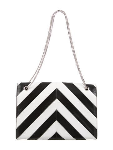 Medium Chevron Betty Bag