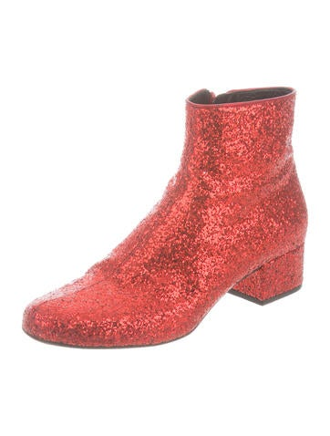 Babies Glitter Ankle Boots