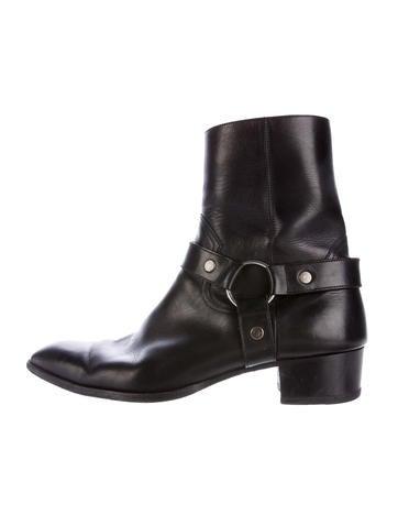 Leather Wyatt 40 Boots