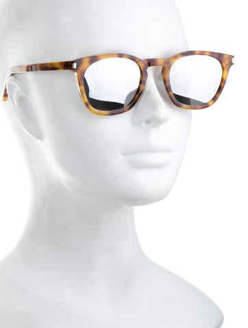 SL 28 Mirrored Sunglasses w/ Tags