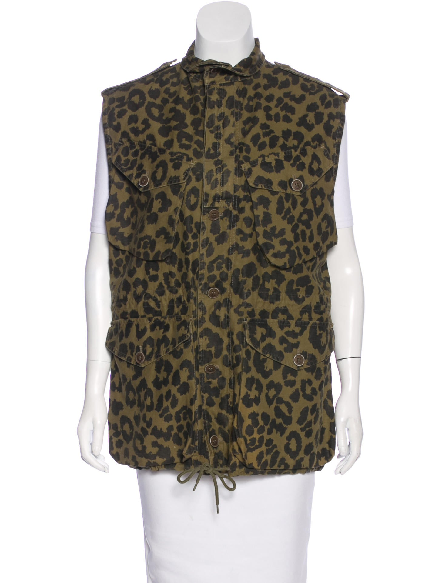 Find leopard print vest at ShopStyle. Shop the latest collection of leopard print vest from the most popular stores - all in one place.