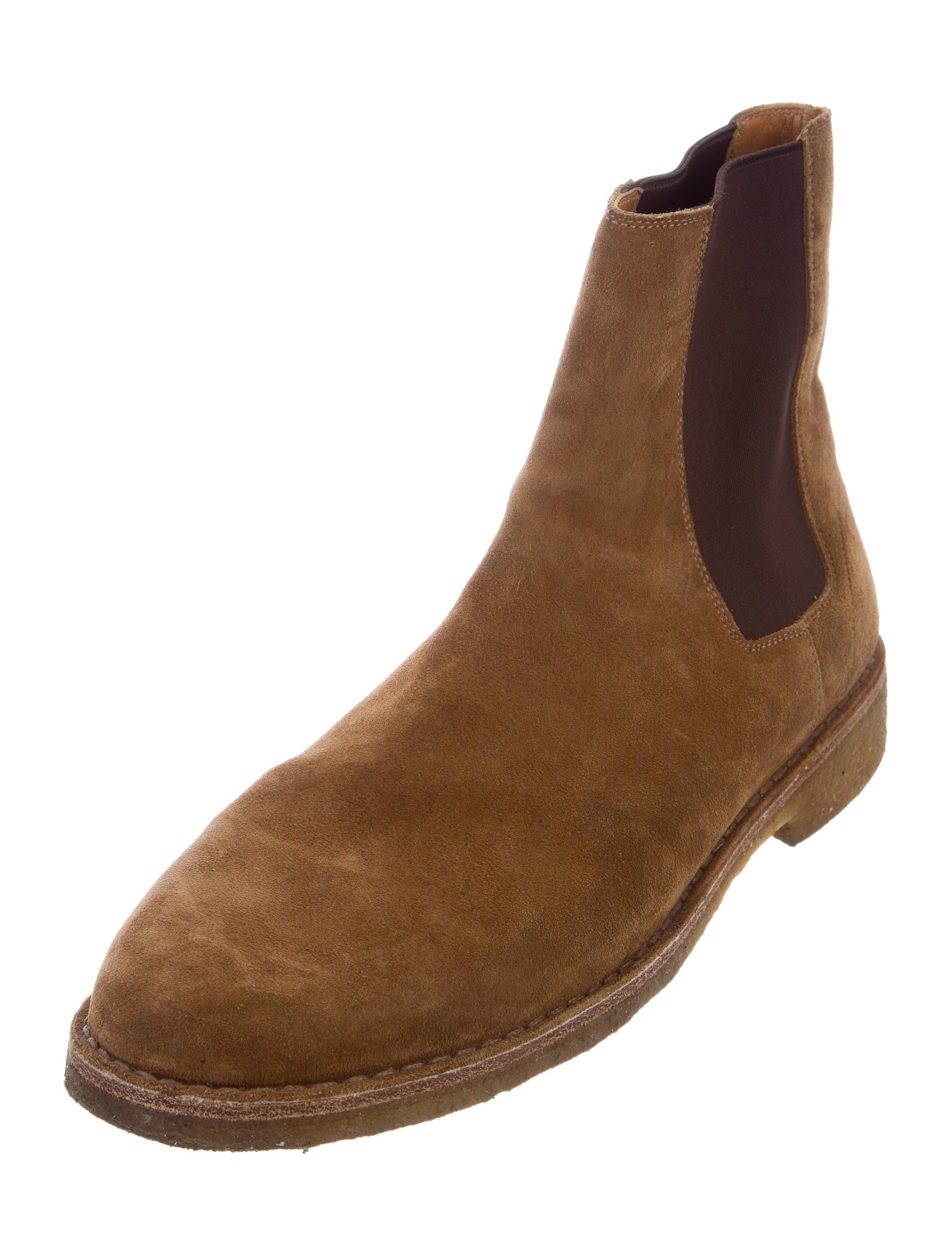 laurent suede chelsea boots shoes snt35742 the