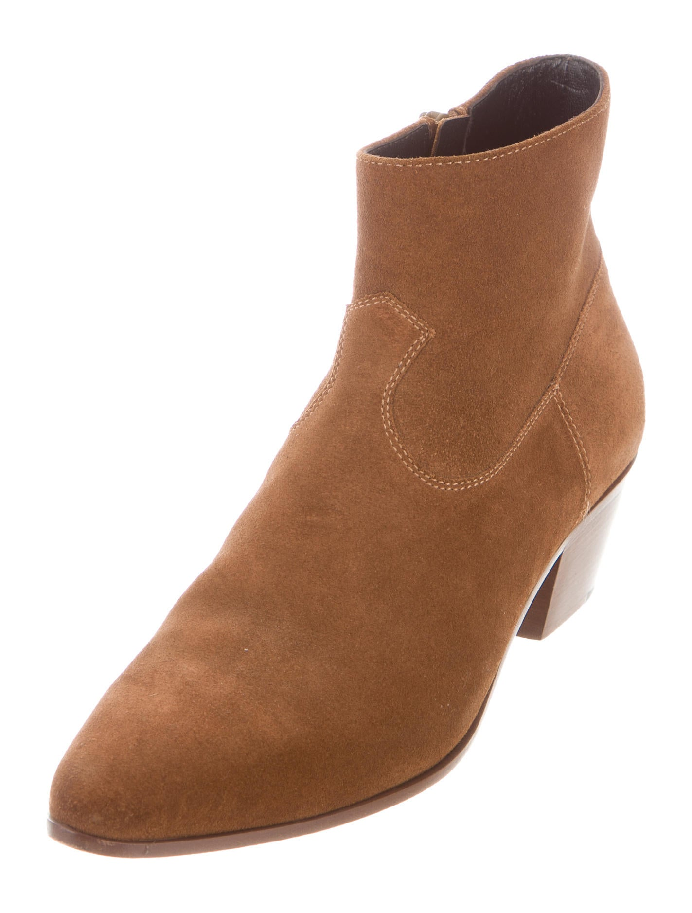 laurent suede ankle boots shoes snt36552 the