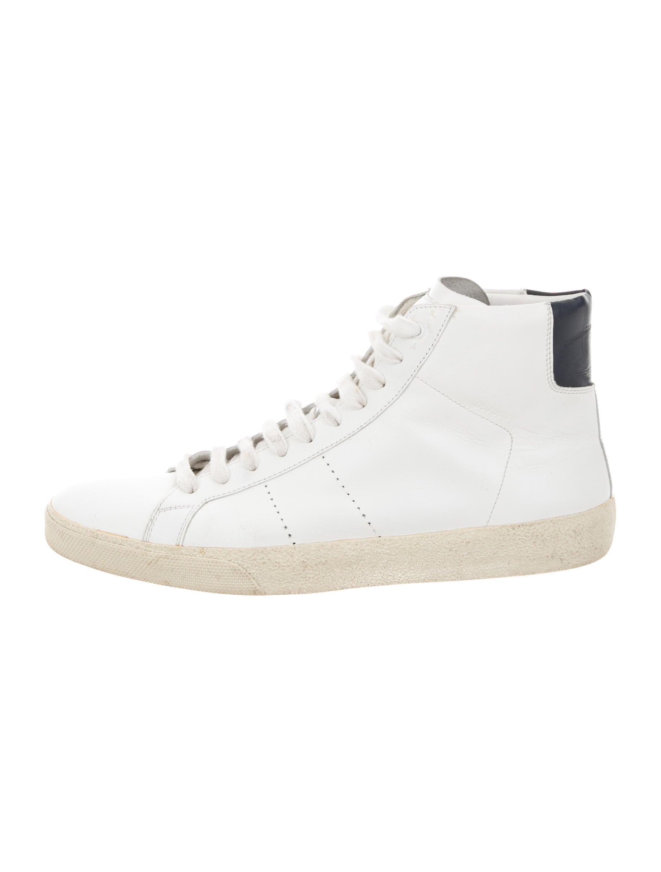 Saint Laurent SL/06M High-Top Sneakers new styles for sale VgTbPgp