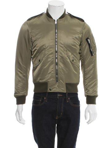 Saint Laurent 2015 Bomber Jacket None