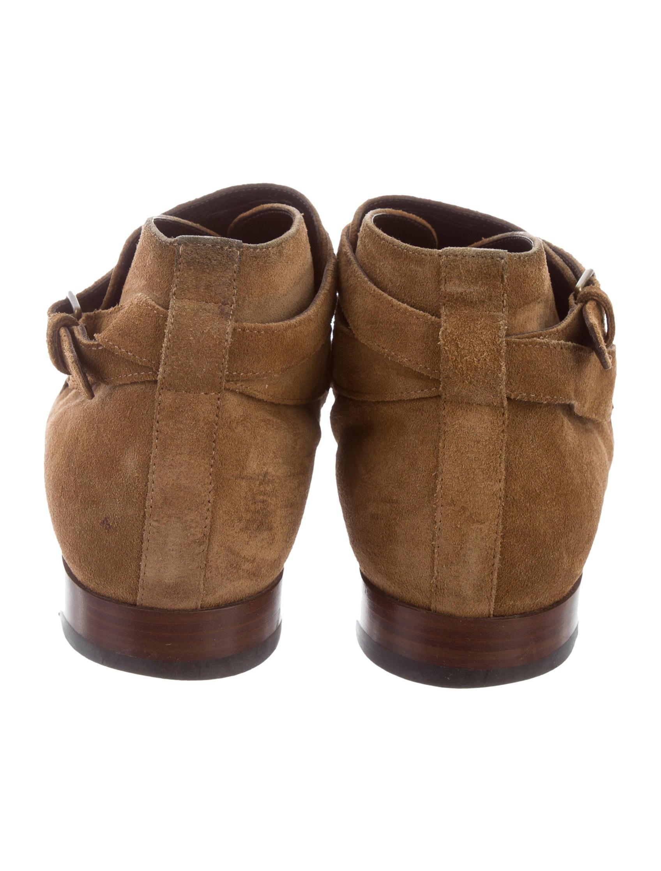 laurent suede jodphur boots shoes snt38242 the