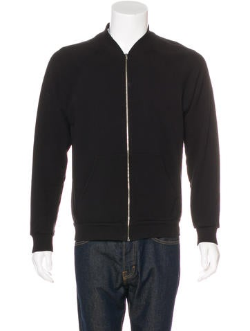 Saint Laurent 2016 Fleece Sweatshirt None